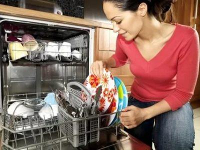как мыть посудомоечную машину