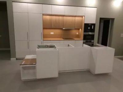 как собрать кухню леруа мерлен