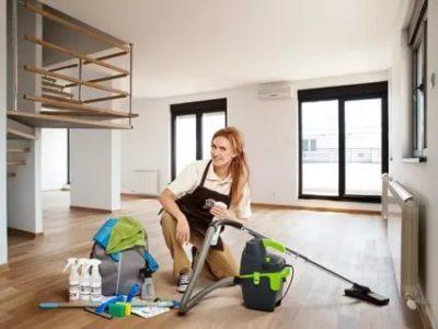 как убраться в квартире быстро и качественно