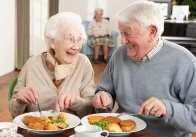 что надо есть чтобы не стареть