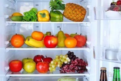 как правильно хранить фрукты