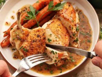 что сделать из куриной грудки на ужин