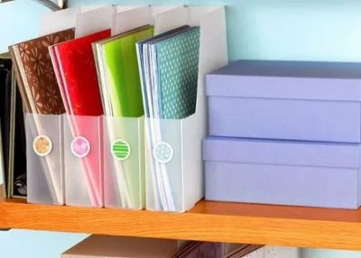 как хранить документы дома