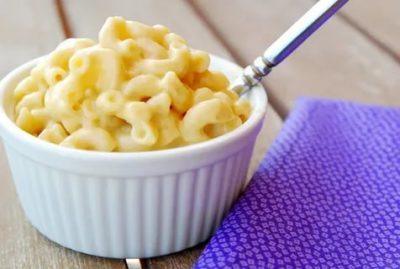 как сварить макароны с сыром